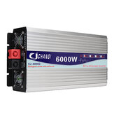 Intelligent Screen Pure Sine Wave Power Inverter 12V/24V To 240V 3000W/4000W/5000W/6000W Converter