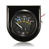 Car Wassertemperaturanzeige 2 Zoll für 12 Volt System Universal