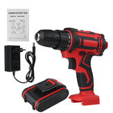 6000mAh 48V Electric Drill 3 In 1 Electric Impact Power Drill