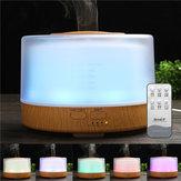 Ultrasonik Yağ Essential Difüzör Nemlendirici LED Gece Işığı Hava Aromaterapi Arıtıcı AC110-240V