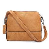 Les femmes nubuck sacs de coquille filles sacs à bandoulière Vintage Crossbody sacs de messager