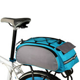 BIKIGHT 13L自転車荷物バッグ多目的耐久性のあるショルダーハンドバッグサイクリングパニエリアラックバッグ