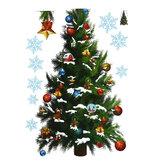 ChristmasPartyHomeDecorationverwijderbaregroene kerstboom muurstickers voor kinderen kinderen speelgoed