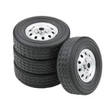 WPL D12 1/10 Original RC Car Wheel Tire Off Road Vehicle Parts