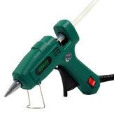 LAOA 25W / 60W / 100W / 150W Professionelle Hot Melt Kleber Pistole Reparatur Werkzeuge für Metall Holz arbeiten Stick Papier Haarnadel PU Blume