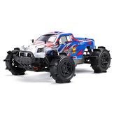 FS Racing FS - 53692 1:10 2.4G 4WD Camión Monstruo de Agua sin Escobillas
