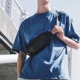 Tajezzo متعددة الوظائف عارضة ضد للماء حقائب الخصر أزياء السفر أكياس كروسبودي الصدر للرجال / النساء في الهواء الطلق الرياضة من XiaomiYoupin