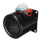 60KTYZ 220V電気同期モーター30/50/80 / 100rpm 14W永久磁石モーター