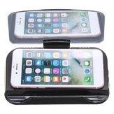 Uniwersalny Qi bezprzewodowa nawigacja do ładowania Hud wyświetlacz samochodowy uchwyt na deskę rozdzielczą do telefonu komórkowego