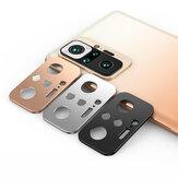 Bakeey for Xiaomi Redmi Note 10 Pro Rear Phone Lens Protector Anti-Scratch Aluminum Alloy Metal Camera Circle Ring Non-Original