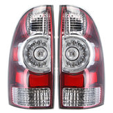 Car Rear LED Tail Light Brake Lamp Left/ Right for Toyota Tacoma Pickup 2005-2015 8156004160 8155004150