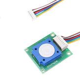 ZE25-O3 Ozono O3 Modulo sensore di gas Sensore di gas Per monitor di ozono 0-10 ppm con UART / Tensione analogica / PWM Onda ZE25 O3