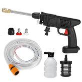 Lavadora de alta pressão 500W elétrica Máquina de lavar de carro sem fio Pistolas Máquina de lavar para Makita 18V Bateria