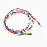 Mini Micro PH2.0 2Pin -10Pin Connector Plug Socket Wire Cable 150mm Electric Cable Connector Sockt Wires