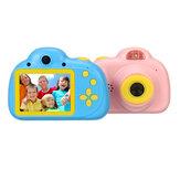 1080 P HD 24MP 8X 2.4 Inch Tampilan Anak Handheld Digital Mini Camara Foto Kamera Video Vlog Camcorder Mainan Anak-anak