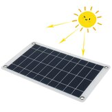 30W 5V USB Solar Panel Monocrystalline Silicon For Outdoor Cycling Climbing
