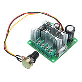 3pcs DC 6-90V 15A 1000W Pulse Width PWM DC Motor Speed Regulator High Efficiency Speed Controller Speed Control Switch