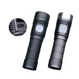 JinHengJKK217001600Lümen500m Type-C Hızlı Şarj Edilebilir 21700 El Feneri