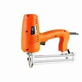220V 2300W Electric Straight Stapler Nailer Framing Nailer Heavy Duty Electric Staple Nailer Nail Set