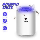 USB Mosquito Eletrônico portátil Insert Killer Light LED Fotocatalisador Armadilha Cat Lamp DC5V