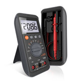 JIMI JM-G3401 Multifunctionele digitale multimeter Mini Anti-verbranding Universele ampèremeter Automatische capaciteitsmeter
