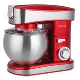 3 in 1 Stand Food Grinder 220V-240V 50Hz 1200W Kitchen Machine Blender Juicer for Cream Meat Whisk Kneading