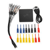 DSLogic Plus Logic Analyzer 5 Times Saleae16 Bandwidth Up To 400M Sampling 16 Channel Debugging Assistant