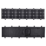 180W Foldable Solar Panel Charger kit For Outdoor Camping Car Boat RV