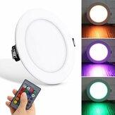 5W RGB Downlight KTV Colorful Licht 16 Farbwechsellicht Wohnzimmer Downlight Spotlight Fernbedienung