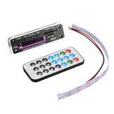 5Pcs M01BT69 12V Wireless bluetooth MP3 WMA Decoder Board Audio Module USB TF Radio For Car