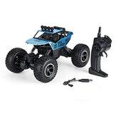 1:12充電式バッテリーとリモコン付きRCカー2.4G4WDオフロードモンスターRCクライミングトラックおもちゃ子供用RC車両モデル