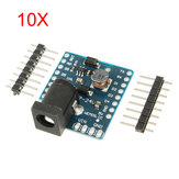 10Pcs WeMos® DC Power Shield V1.0.0 Para WeMos D1 Mini