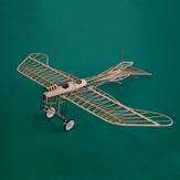 Etrich Taube 420mm Wingspan Monoplane Balsa Wood Laser Cut RC Airplane Kit con sistema di alimentazione