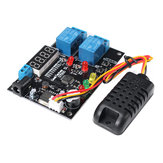 GT500 Temperature And Humidity Control Module With Sensor And Connection Cable