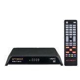 GTMEDIA V8 PRO2 DVB-S2 DVB-T2 DVB-C H.265 HD Satellite numérique terrestre par câble récepteur de Signal de télévision prise en charge du boîtier décodeur IPTV
