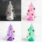 LED Decorative Christmas Tree Colorful Music Ball For Christmas Festival Wedding Party Decorations  Decorative Light Shop Home Decorations
