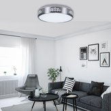 Modern 12W Round LED Ceiling Down Light Flush Mount Lamp Fixture AC110-240V