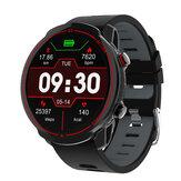 Bakeey T30 1,3 inch Volledig rond scherm Hartslag Bloeddruk IP68 Waterdicht Lang Standby Sport Smart Watch