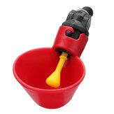 Plastikowy kubek do picia wody dla drobiu Kurczak Kura Ptak Automatyczny poidło