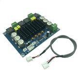 XH-M543 Yüksek Güçlü Dijital Amplifikatör Kartı TPA3116D2 Ses Amplifikatör Modülü Çift Kanal 2 * 120W