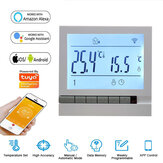 MINCO HEAT MK71 Smart Wifi Thermostat LCD Display Screen Remote Control Smart Home Temperature Controller Work With Tuya APP
