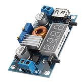 وحدة تنحى تيار ثابت الجهد الثابت مع LED عرض البطارية شحن لوحة تيار منتظم 5-36V