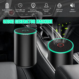 Bakeey Portable Mini Wireless Air Filter Purifier LED Ambient Light USB Charging Ozone Generator
