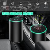 Bakeey Mini purificateur de filtre à air sans fil portable LED Générateur d'ozone de charge USB à lumière ambiante