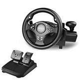 DOYO R270 PC All-in-one Racing Τιμόνι Simulator Driving Game Controller Getar Game Steering Wheel for PS4 PC for Xbox