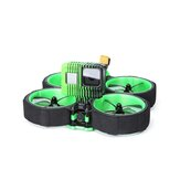 iFlight Green Hornet V2 4S 145MM 3Inch CineWhoop PNP BNF FPV Racing RC Drone SucceX-E mini F4 FC 35A BLHeli_S 4 en 1 ESC
