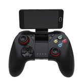 Shinecon SC-B04 Bluetooth 2.4G Wireless Gamepad Game Controller mit Vibration Handy-Clip
