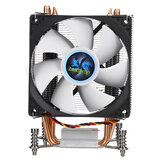 CPU Cooler 4 Copper Heatpipe Cooler Cooling Fan 90mm 3Pin CPU Cooler Fan Cooling Heatsink Radiator for Intel LGA 2011 X79 X99 299