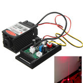 Focusable 500mw 808nm Inframerah IR Laser Diode Dot Module 12V + TTL + Fan Cooling