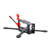 GEPRC GEP-PTHD PHANTOM HD Toothpick 125mm 2.5 بوصة Frame Kit 16 * 16mm / 25.5 * 25.5mm for RC FPV Racing Drone